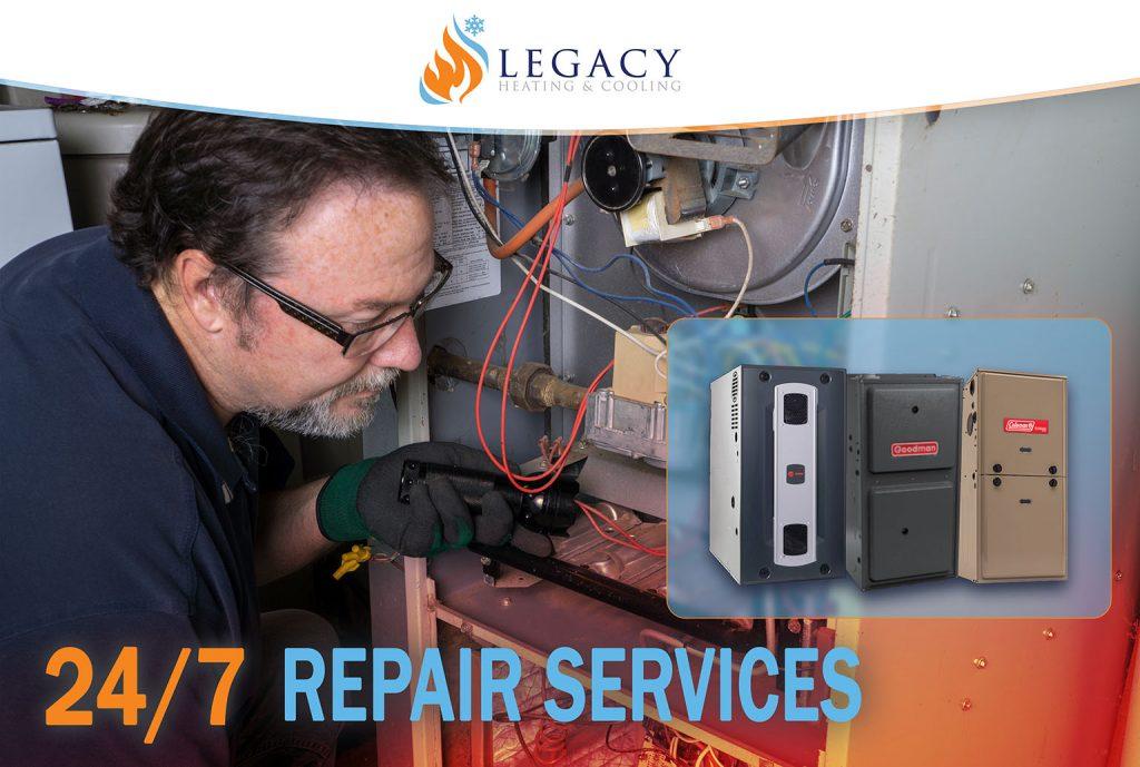 furnace service beaumont