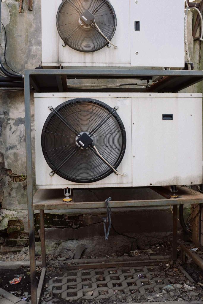 air conditioners working