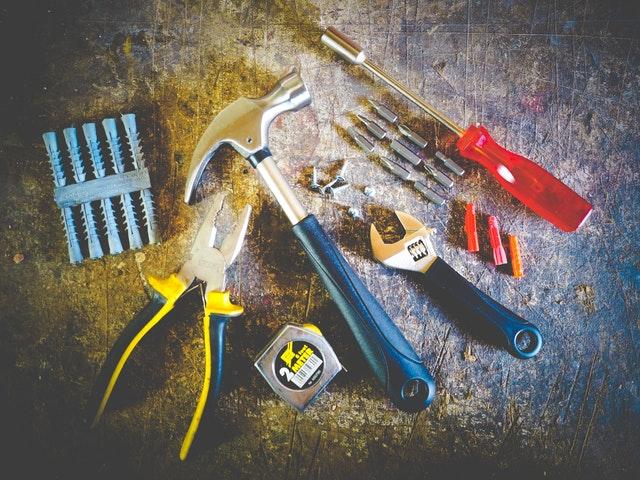 furnace repair tools